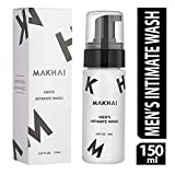 Makhai Men's Intimate Hygiene Foam Wash, No Harsh Chemicals, Sulfate Free, Paraben Free