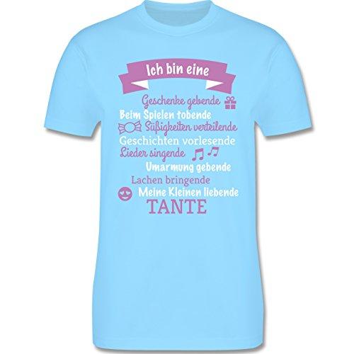Weihnachten & Silvester - Ich bin eine ... Tante! - Herren Premium T-Shirt Hellblau
