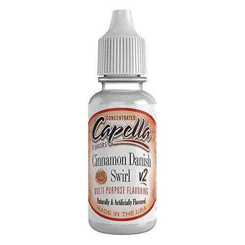 Cinnamon Danish Swirl v2 - Capella Aroma 13ml (Öl-swirl)