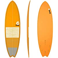 TORQ Tabla de Surf epoxy Tet 6.3 Fish Lines