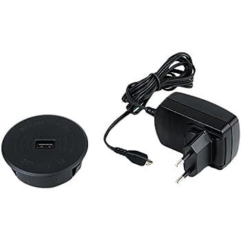 Chargeur QI sans fil encastrable pour téléphone (à intégrer dans meuble): Amazon.fr: High-tech