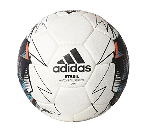 Performance Handball Stabil 9 Taille Adulte Ballon Blanc Train Mixte Adidas 3 De 0m8wnvN