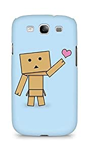 Amez designer printed 3d premium high quality back case cover for Samsung Galaxy S3 Neo (Cute Cartoon 3)