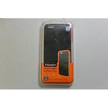 Spigen Neo Hybrid SGP11069 Coque pour iPhone 6 Plus Jaune