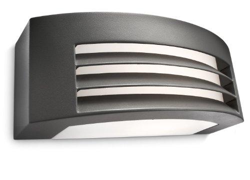 Plafoniere Esterno Philips : Philips fragrance lampada da parete esterno rettangolare up