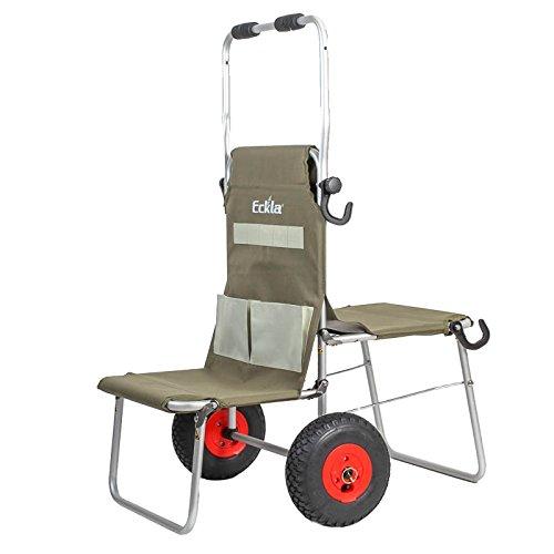 Eckla Multi-Rolly Transporthelfer Transport-Trolley für schwere Fotoausrüstungen