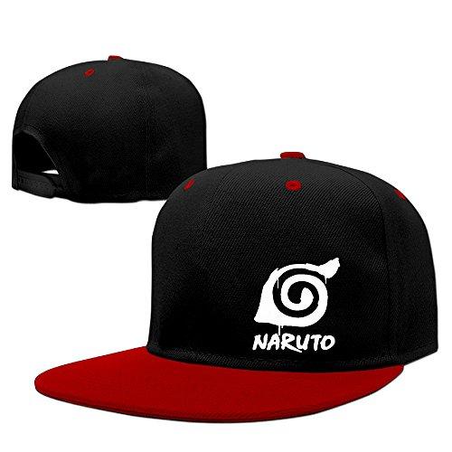 teenmax-unisex-naruto-logo-hip-hop-baseball-caps
