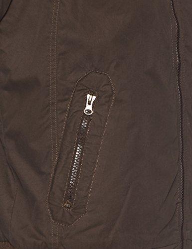 Endeavor Men's Cotton Jacket (16104-M_Mouse_XX-Large)