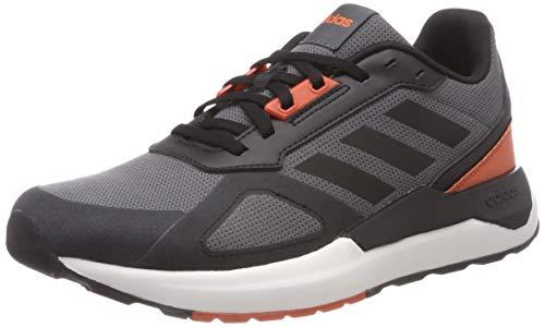 adidas RUN80S, Zapatillas para Hombre, Negro Core Black/Carbon 0, 46 EU
