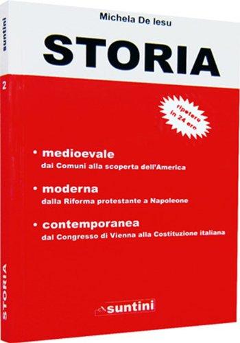 Storia (suntini)