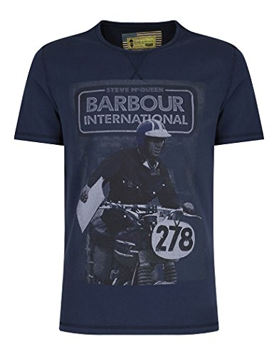 Barbour International Steve Mcqueen Usato