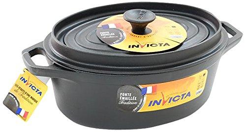 Invicta Cocotte ovale