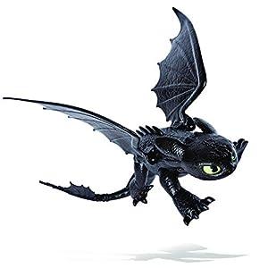Dragons 3-6045118-Juego Infantil-Figura de acción-Figura de acción Dragon-Película 3el Mundo Oculto-Modelo Aleatorio