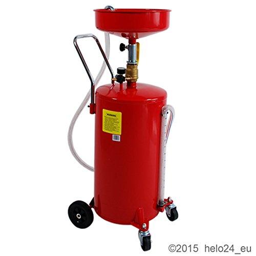 HELO 68 Liter Ölauffanggerät Ölauffang höhenverstellbar mobil