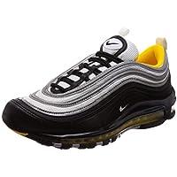 uk availability 6eac4 ad5f5 Nike Herren Air Max 97 Gymnastikschuhe, Nero, Bianco
