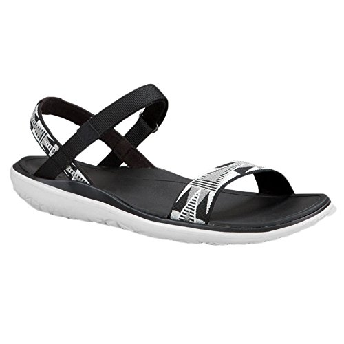 Teva Women's Terra-Float Nova Black Sandal 10.5 B (M) Black