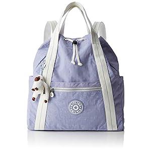 41bscLmJJ0L. SS300  - Kipling - Art Backpack M, Mochilas Mujer, Morado (Active Lilac Bl)