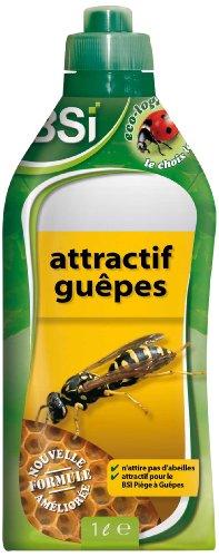 BSI 50475 Attractif guêpes appât efficace pour pièges à guêpes anti-nuisible