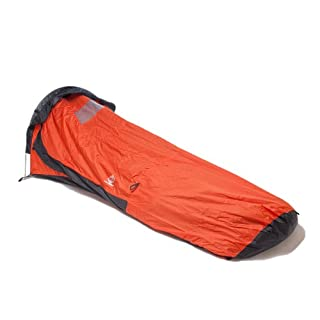 Aqua Quest The Hooped Bivy Tent - Orange, One Size
