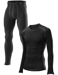 Löffler Ensemble de sous-vêtements de sport pour homme