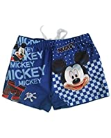 Mickey Mouse Themed Swimming Trunks Age 4-6 Years