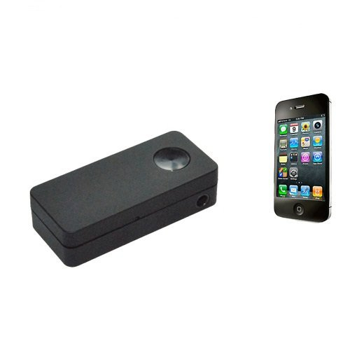 Bluetooth Audio Adapter iphone 5 Interface Dock Dockingstation 3,5 Klinke (Kabellose Übertragung der Musik) von Systafex®