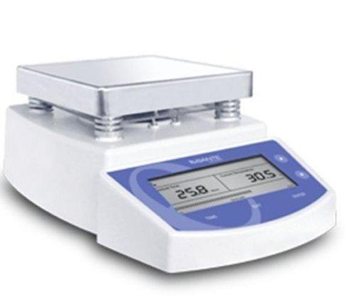gr-tech Instrument® MS300Digital Hot Platte magnetisch Rührwerk Mixer 300S 300°C Platten 13,5* 13,5110V oder 220V Test