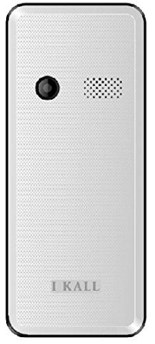 I Kall K66 1.8 inch Dual Sim Mobile White
