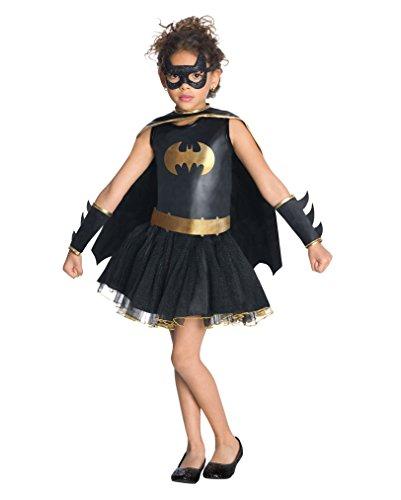 Batman Kostüme Mädchen Baby (Lizenziertes Batgirl Kinderkostüm)