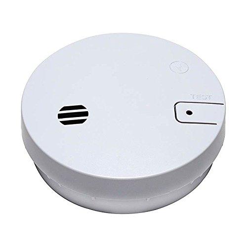 Rauchmelder Inkl. Austauschbare 5 Jahre Batterie Feuermelder geprüft und zertifiziert nach EN14604