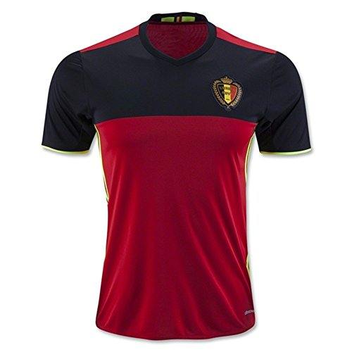 20162017Belgien Home Football Jersey in Rot xl rot