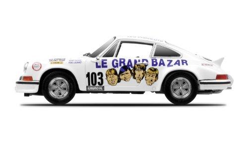 Truescale Miniatures - Tsm124358 - Véhicule Miniature - Modèle À L'échelle - Porsche 911 2.7l RS - Tour De France 1973 - Echelle 1/43
