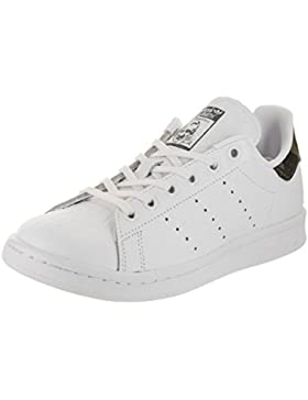 Adidas Youth Stan Smith Leather Trainers
