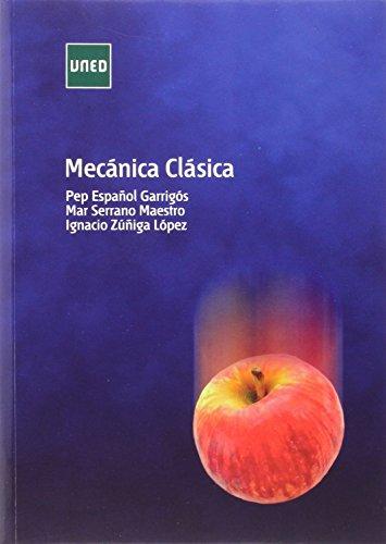 Mecánica clásica (GRADO) por Josep ESPAÑOL GARRIGÓS