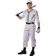 dressforfun Disfraz para hombre Béisbol  2f78c126388