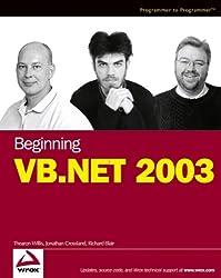 Beginning VB.NET (Programmer to Programmer)