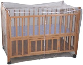 Mee Mee Mosquito Nets for Cots (White)