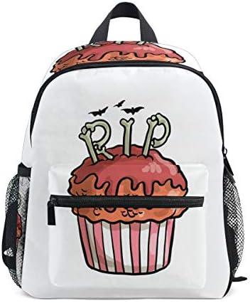 Halloween Deziro Cupcake L'école à Pour Lot Sacs 9IYDH2beWE