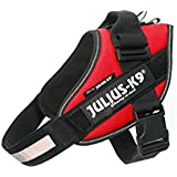 Julius-K9 IDC-Powerharness, Size 0, Red