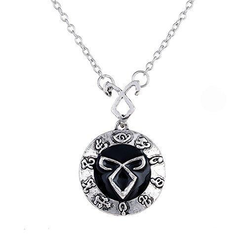 Rune Halskette Inspiriert von The Mortal Instruments Stadt der Knochen (nl005365) ()
