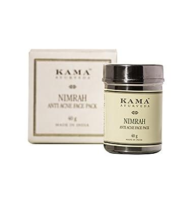 Kama Ayurveda Nimrah Anti Acne Face Pack, 40g