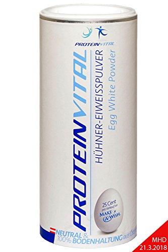 PREMIUM Eiklar-Ei-Protein-Pulver aus Österreich BH 500g