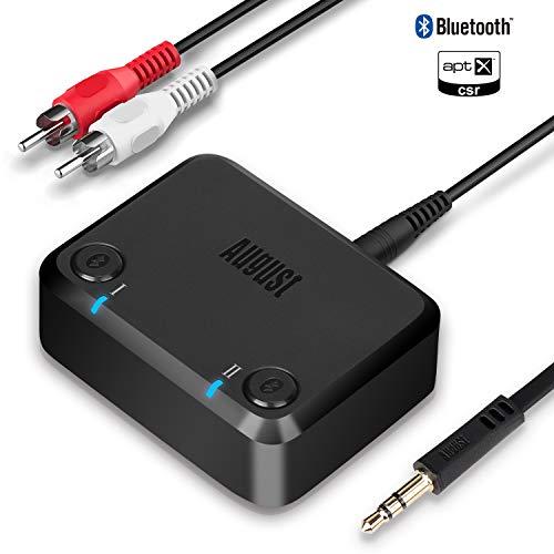 Adaptador Transmisor Bluetooth Dual Televisiones Auriculares