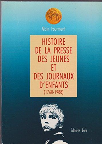 Histoire de la presse des jeunes et des journaux d'enfants, 1768-1988