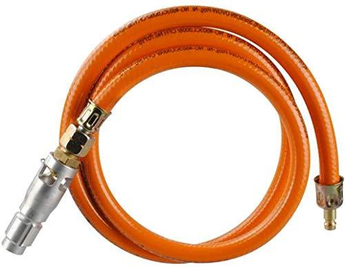 Preisvergleich Produktbild Holly Dometic Injektor mit Schlauch für Cramer Grill 3-flammig für Außensteckdose für Koffergrills BIS ZUM Baujahr 2012- SO Lange VORRAT REICHT