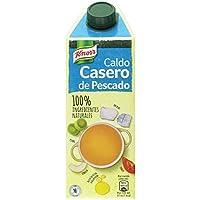Knorr Caldo Casero de Pescado - Paquete de 6 x 750 ml - Total: 4500 ml
