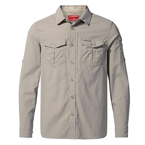 Craghoppers NosiLife Adventure II Langarm Shirt Men - Funktionshemd