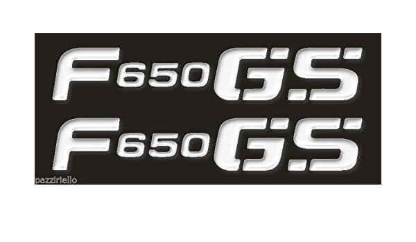 PARASERBATOIO ADESIVI SERBATOIO RESINA 3D CARBONIO MOTO BMW F 650 F650 GS F650GS