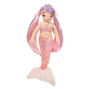 Cuddle Toys 1689Serena Rosa de Sirena