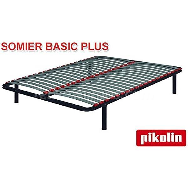 Somier láminas SG20 Pikolin - 90x190cm: Amazon.es: Hogar